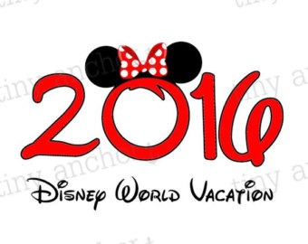 Disney world 2016.