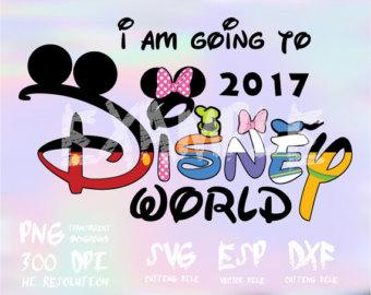 Disney family vacation 2016.