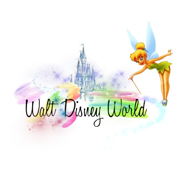 Walt Disney World Clipart.
