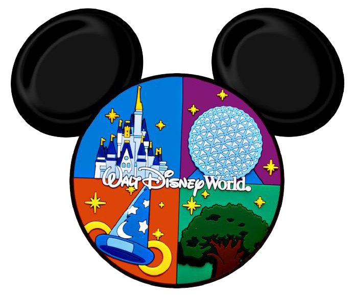 Walt Disney World Logo Clipart.