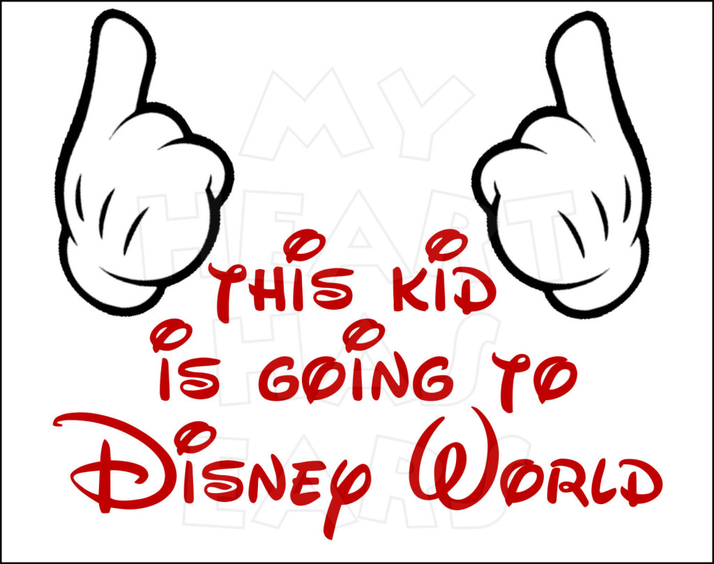 Disney world clipart #4