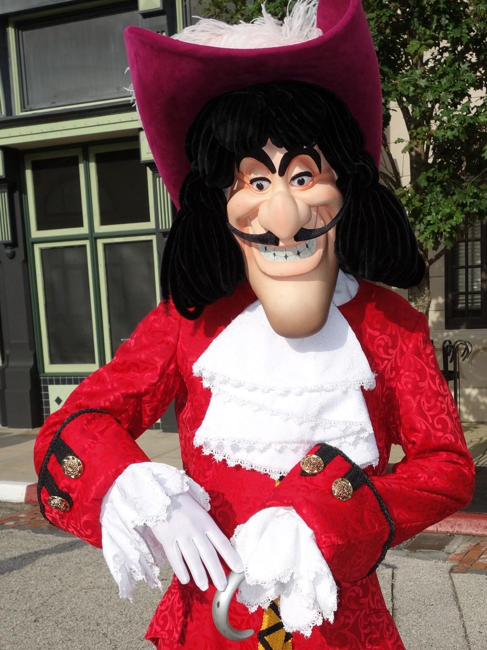 A Pirate themed trip to Walt Disney World.