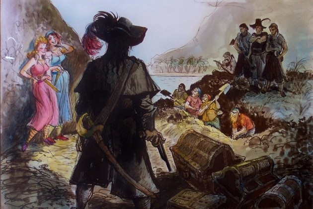 10 Things You Didn't Know About Disney's Pirates of the Caribbean Ride.