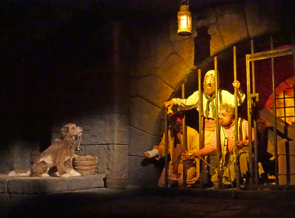 The Secret History of Disney Rides: Pirates of the Caribbean.