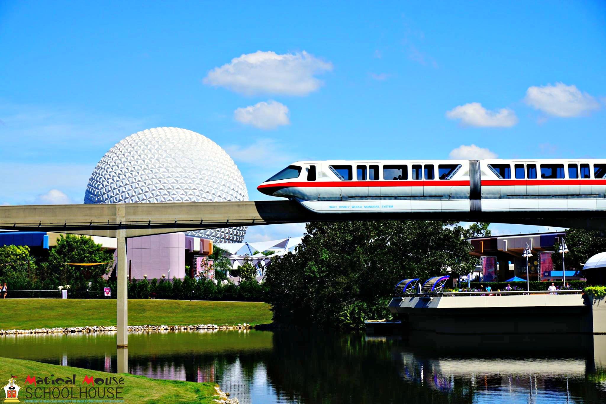 Wordless Wednesday: Walt Disney World Transportation.