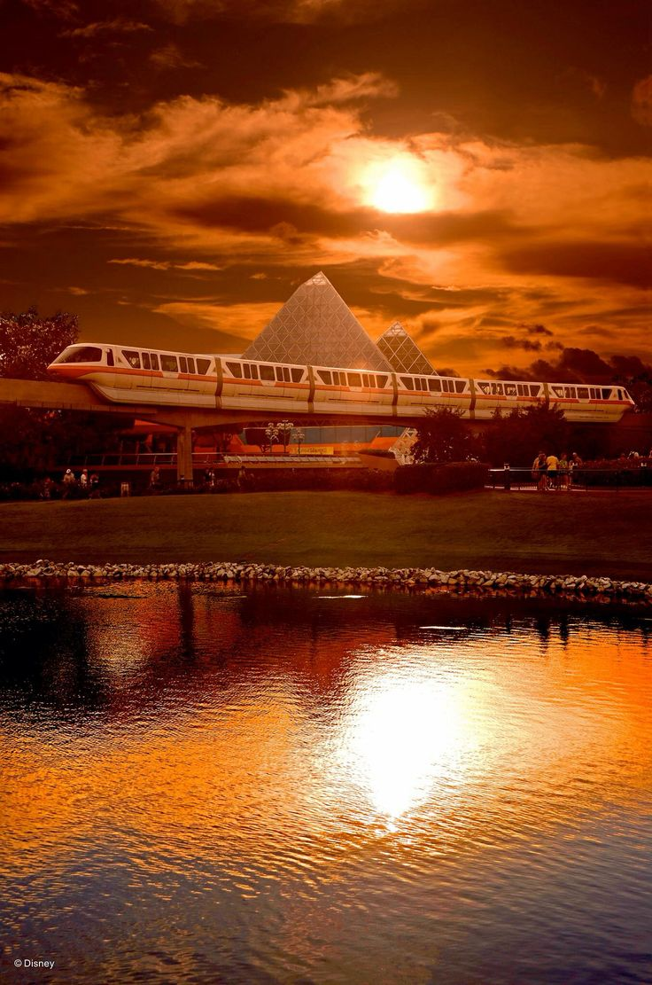 94 Best images about Disney Monorails on Pinterest.