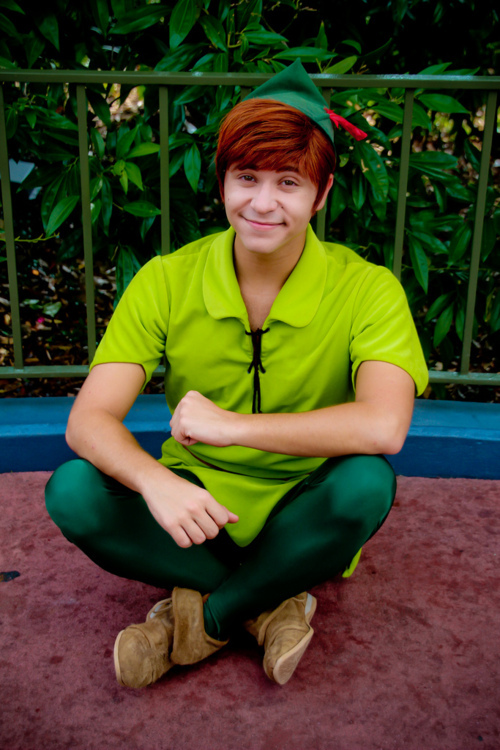 Where to Find Peter Pan at Walt Disney World >>> outside the.