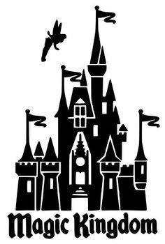 Clipart Florida Disney Castle.