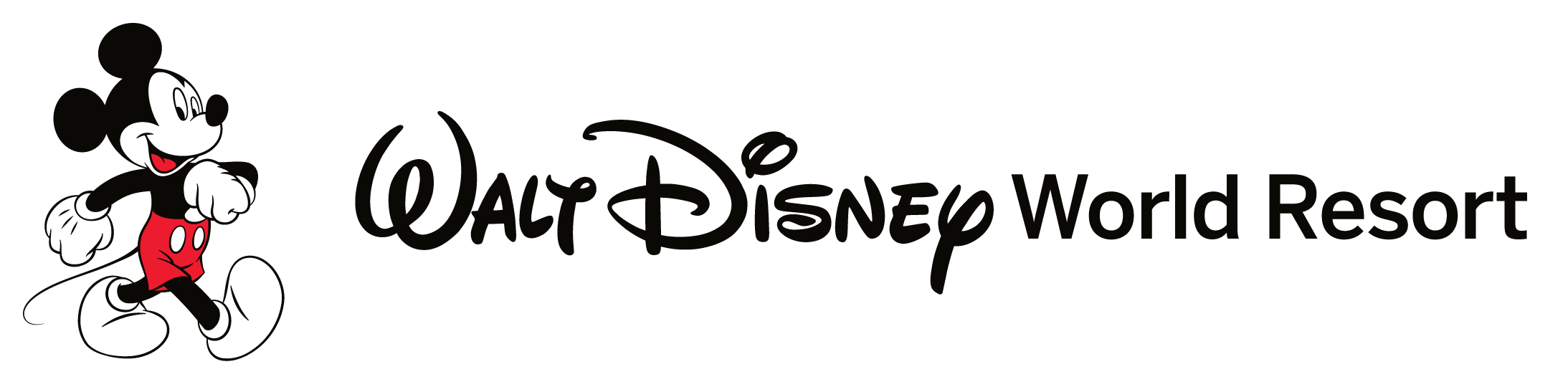 Disney World Resort Clipart.
