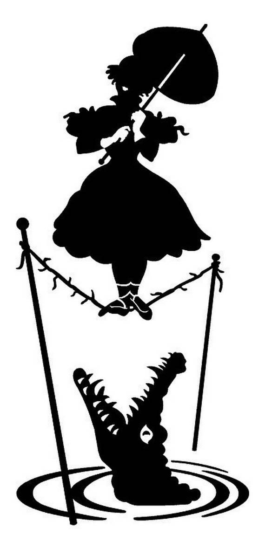 15 Wonderful Cartoon Stickers in Black & White.