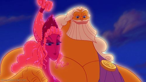 Hercules / Characters.