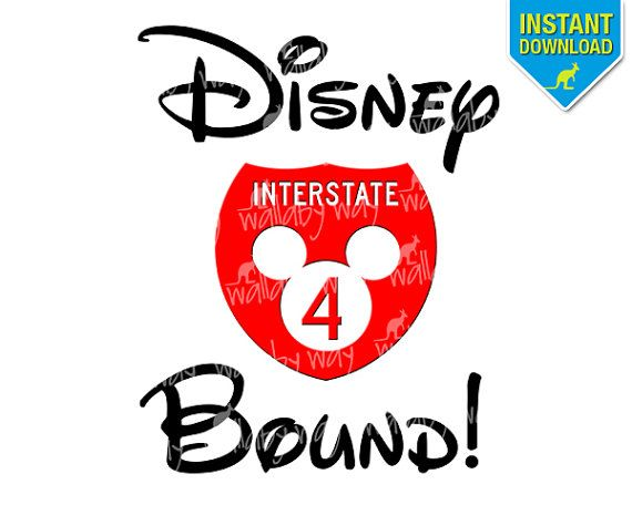 Disney Bound Printable Iron On Transfer or Use as Disney.