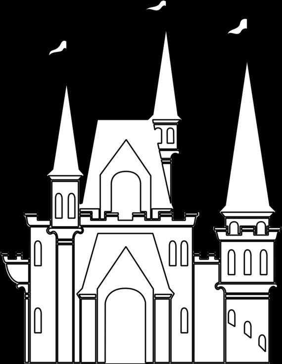 Free Clip art of Disney Castle Clipart #186 Best Free Pink.