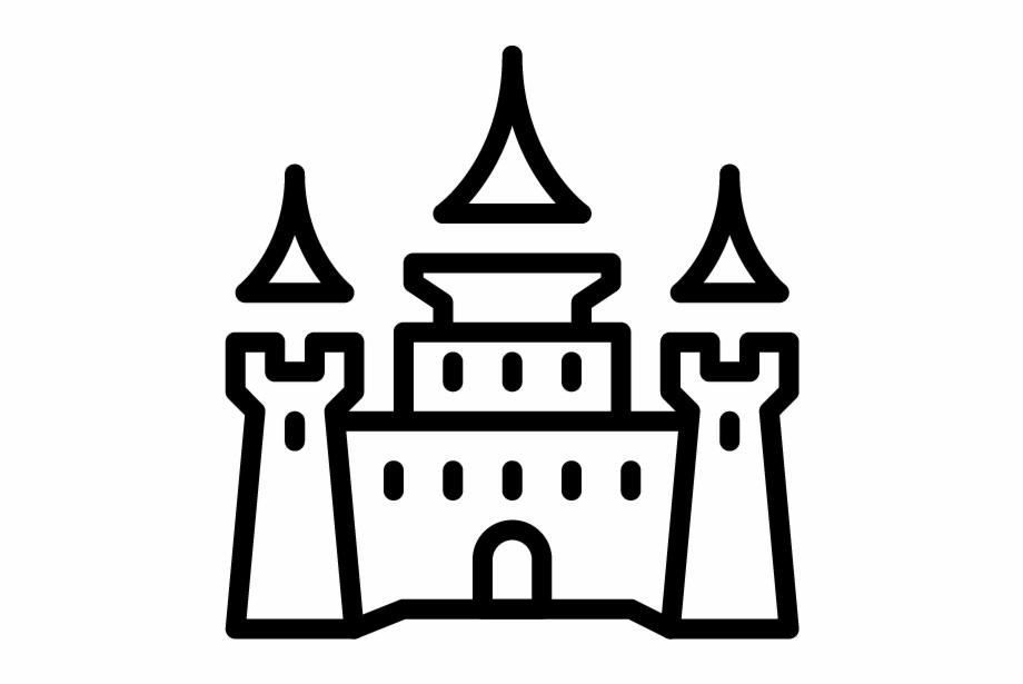 disneyland icon clipart #5