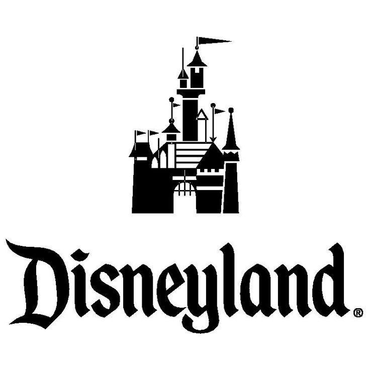 Disneyland Logo.