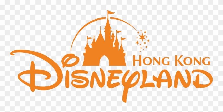 Logo Clipart Disneyland.