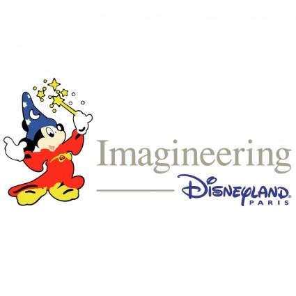 Imagineering Disneyland Paris.
