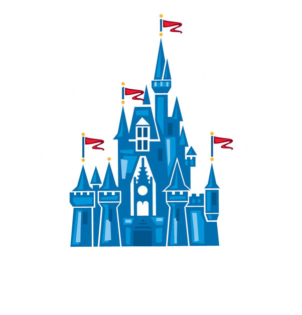 Disneyland paris clipart.