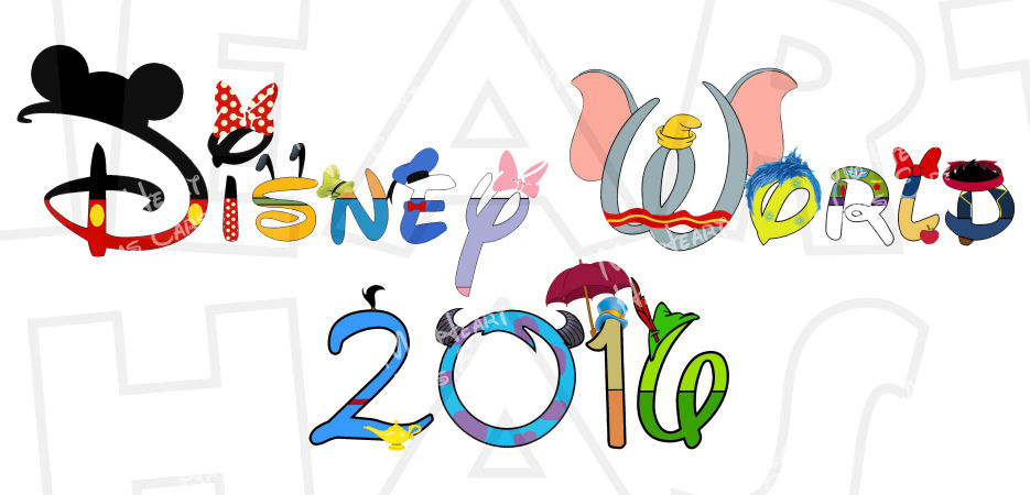 Clip art of walt disney world.