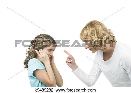 Stock Photo of disobedience k9489282.