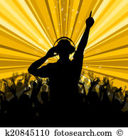 Party dj Stock Illustrations. 2,246 party dj clip art images and.