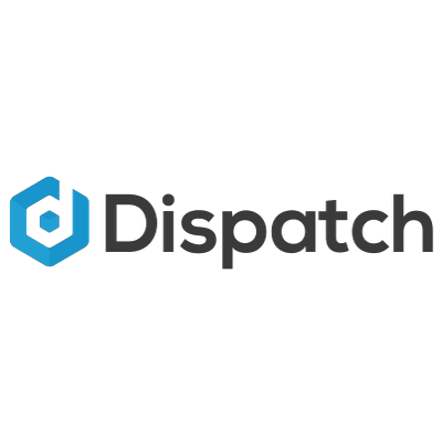 Dispatch Logo transparent PNG.