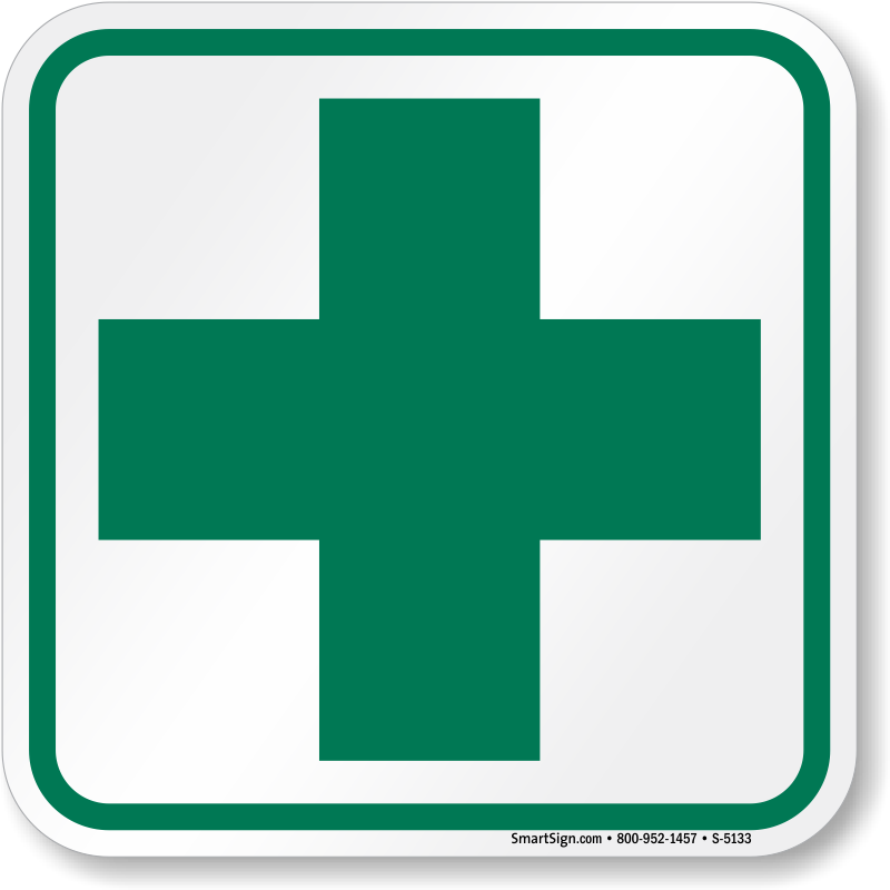 Dispensary Signs.