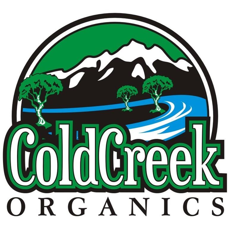 Cold Creek Organics.
