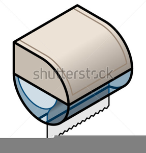 Clipart Paper Towel Dispenser.