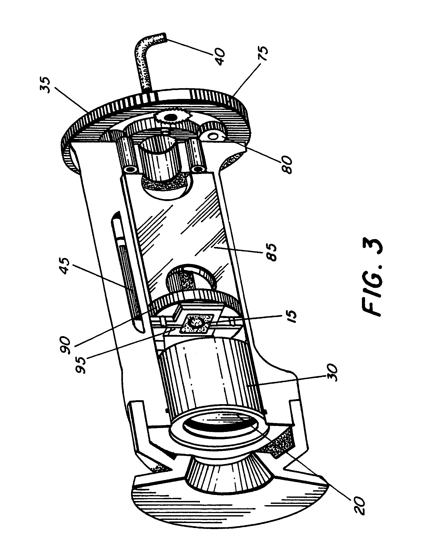 Patent US7501996.