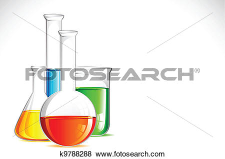 Clip Art of Laboratory Apparatus k9788288.