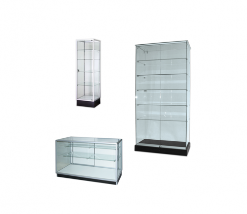 Glass Display Cabinets for Sale Brisbane.