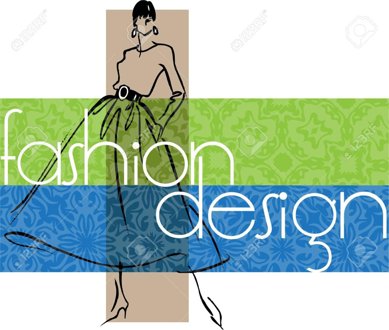 Fashion Woman. Vector Illustration Royalty Free Cliparts, Vectors.