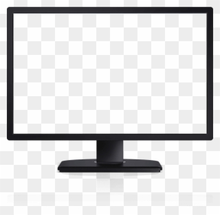 Monitor Frame Png.