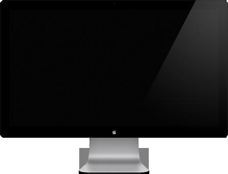 File:Apple Thunderbolt Display.png.