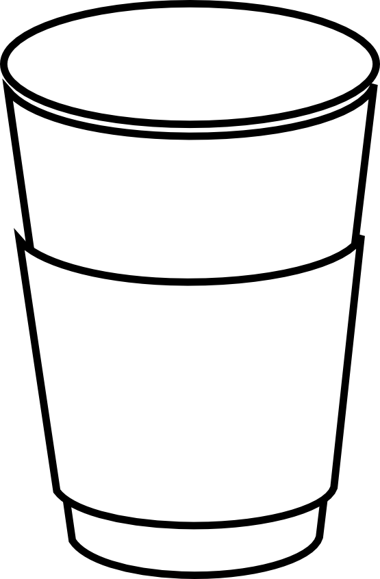 Paper Cup Clipart.