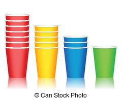 Plastic cups Illustrations and Clip Art. 6,778 Plastic cups.