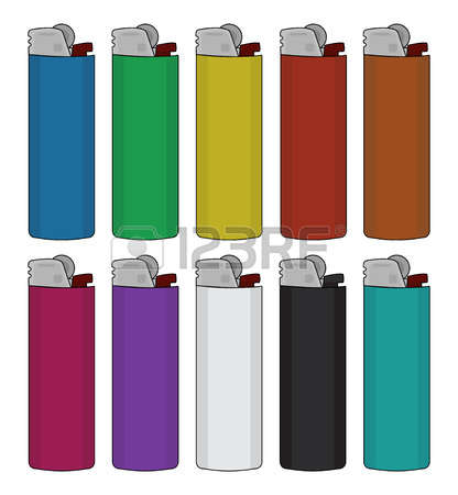 187 Disposable Lighter Stock Vector Illustration And Royalty Free.