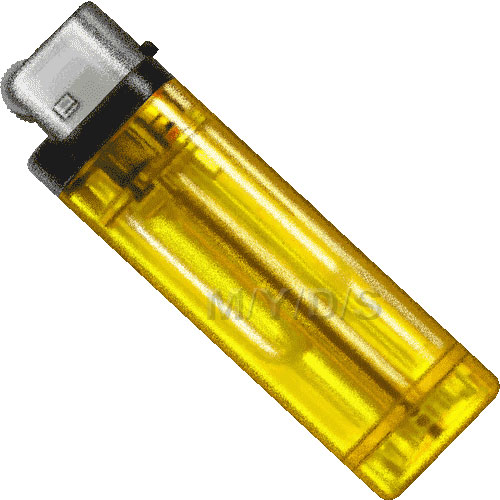 Disposable Lighter clipart / Free clip art.