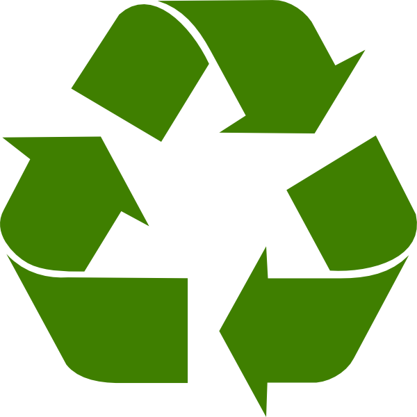 Free recycling clip art pictures.