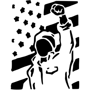 Dissent is patriotic clipart, cliparts of Dissent is patriotic.
