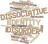 Stock Illustration of Dissociative identity disorder k11822799.