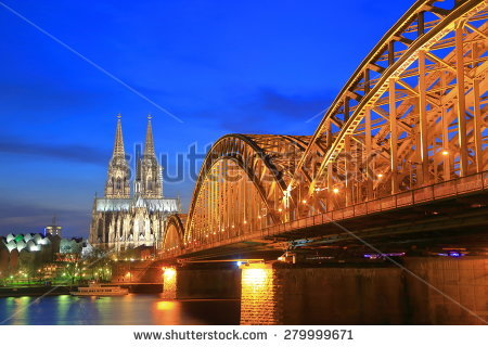Rhine River Stock Photos, Royalty.