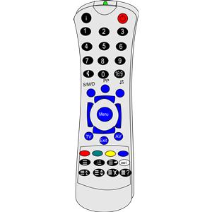 Remote control clipart - Clipground
