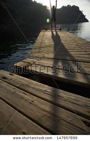 Peaceful Lake Stock Photos, Royalty.