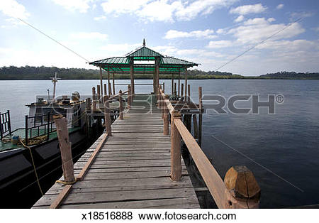 Pictures of View in Uttara Jetty,Andaman x18516888.