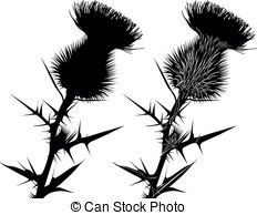 Thistle Clip Art and Stock Illustrations. 377 Thistle EPS.