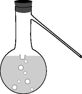 Distilling Flask Clip Art at Clker.com.