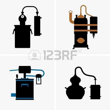 878 Distillation Stock Vector Illustration And Royalty Free.