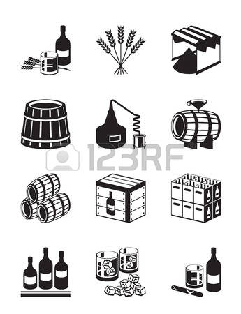 1,917 Distillery Cliparts, Stock Vector And Royalty Free.